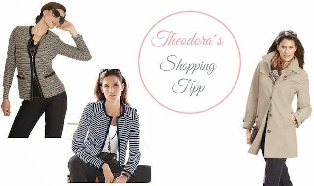 Theodora´s Shopping-Tipp – Jacken im Frühling