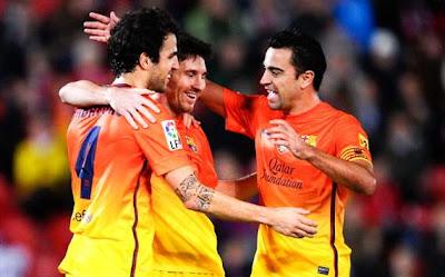 Mallorca vs Barcelona