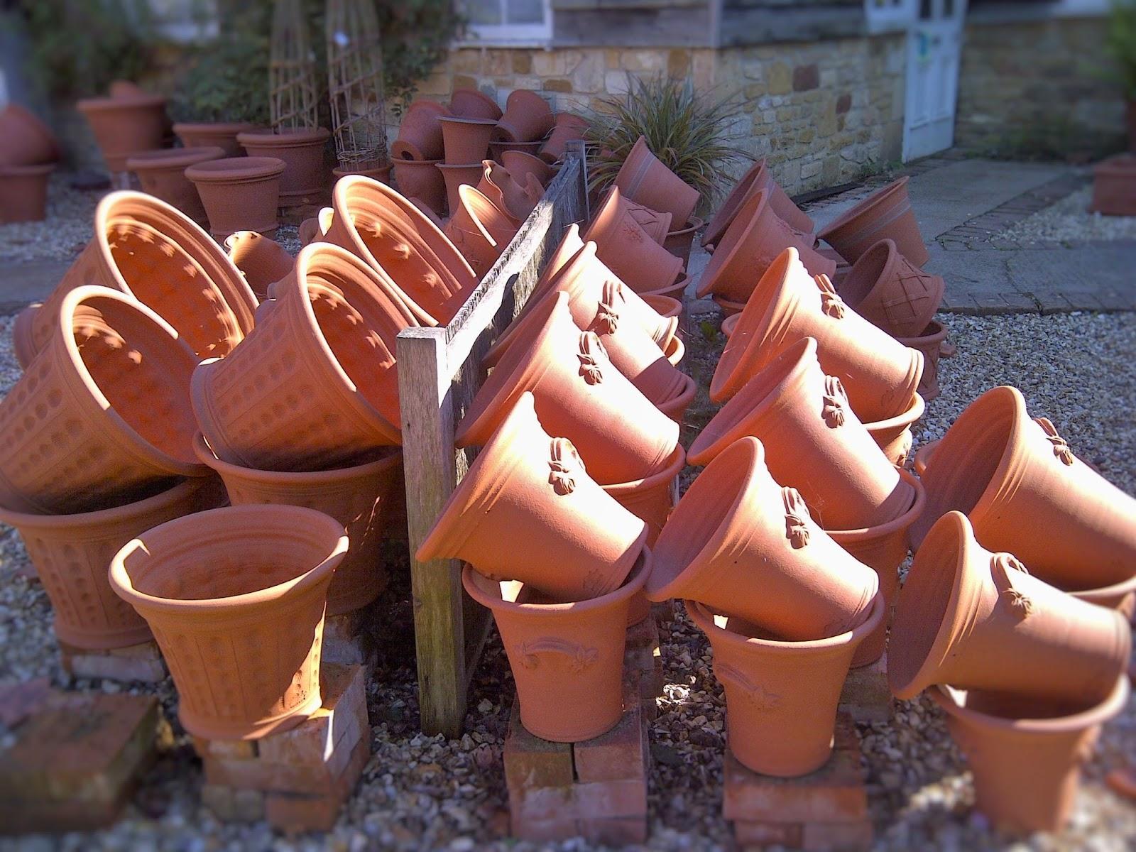 Clay+Pots