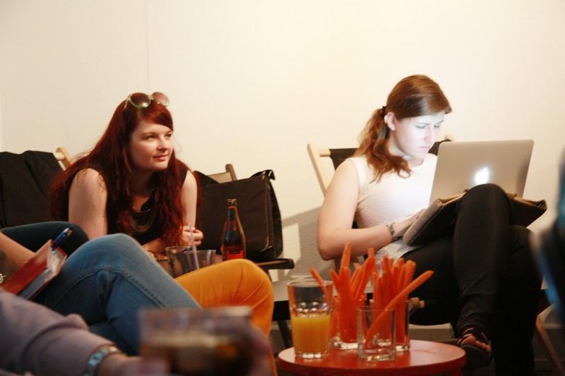 urodzinowe spotkanie Geek Girls Carrots Łódź, kobiety, technologie, iMac Apple,