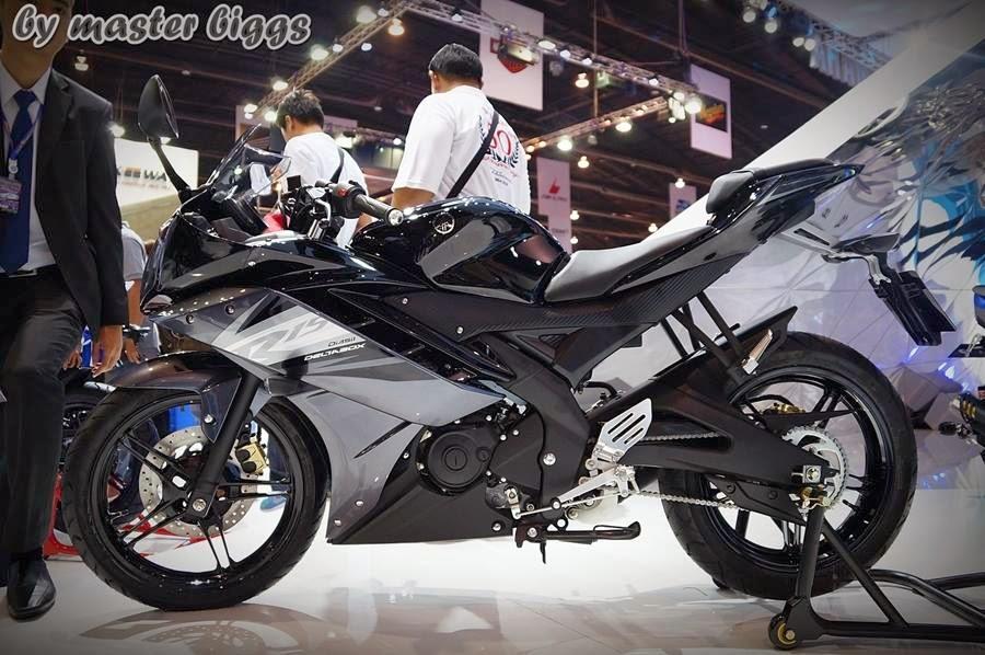 Yamaha Thailand sudah rilis YZF R15 V2 . . . lha Indonesia kapan ?