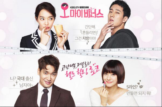 "Sinposis Drama Korea Terbaru ""Oh My Venus"""