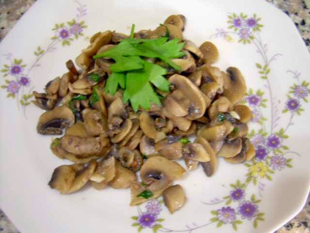 Nella cucina di teresa funghi trifolati - Nella cucina di teresa ...