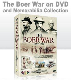 The Boer War on DVD