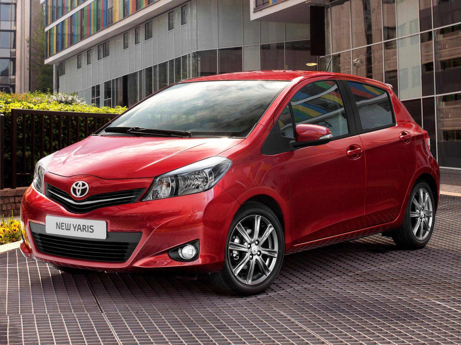 car insurance information 2012 toyota yaris