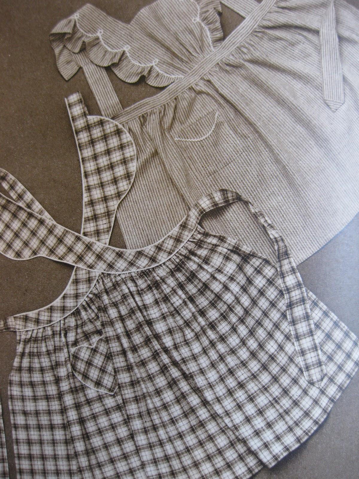 vintage-esiliinat 40-luvun essu