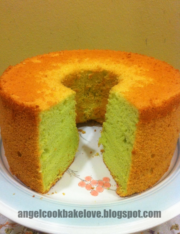 Alex Goh Chiffon Cake Recipe
