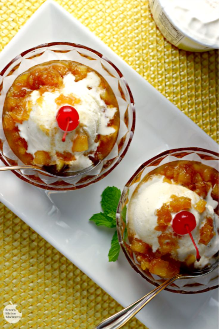 Quick and easy pineapple dessert recipes