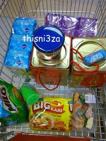 SOGO Member Day : Grocery