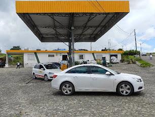Posto dos Taxistas enfrente ao Motel Veneza com a gasolina mais barata de Itabuna