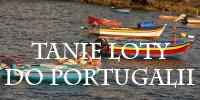 Tanie loty Portugalia Lizbona promocje lotnicze