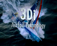 North Sails 3Di Airfoil Technology video at www.johnthecrowd.com