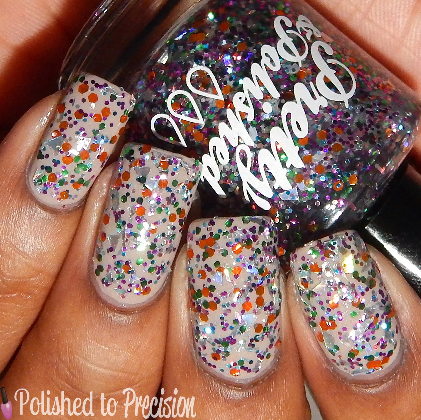 Pretty & Polished Send in the Clowns