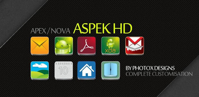 Aspek HD Apex / Nova Theme v1.0 APK