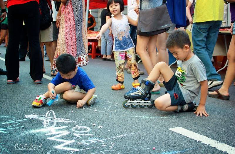 占领土库街 Occupy Beach Street