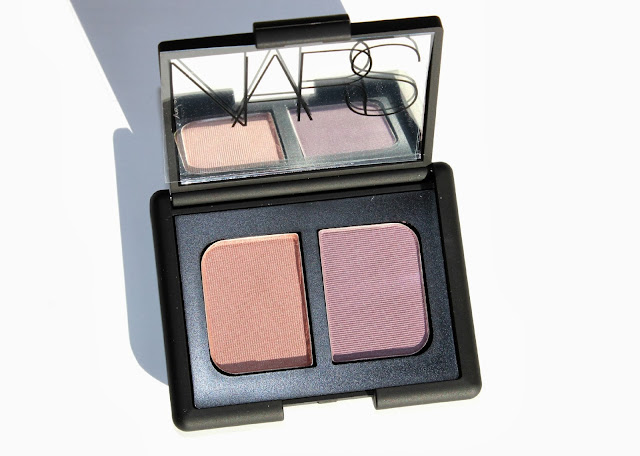 NARS Charade Eyeshadow Duo Review, Photos, Swatches