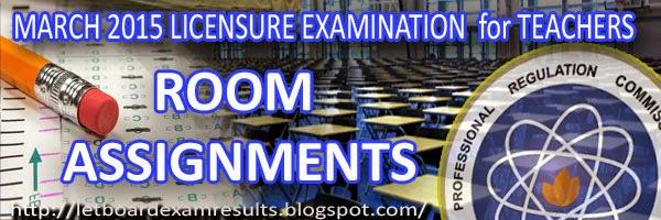 Licensure Examination for Teachers