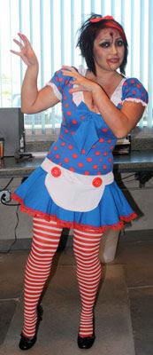 Zombie Doll Halloween Costume