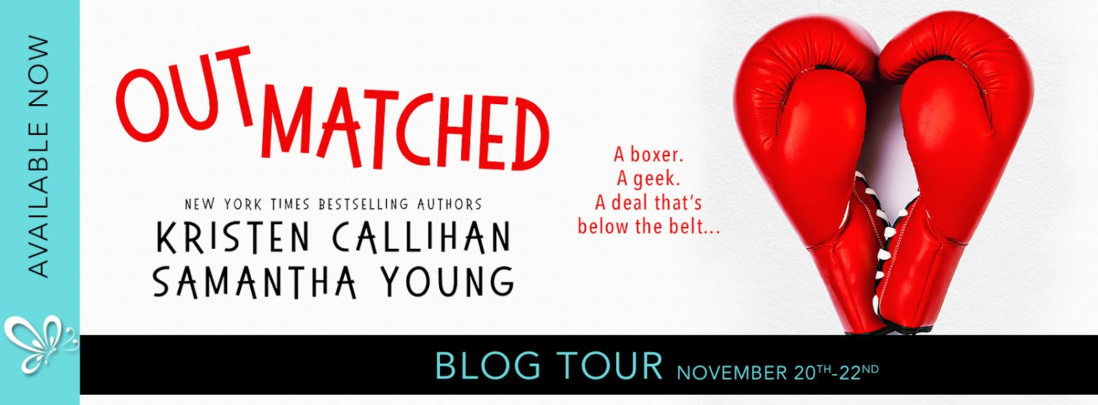 Outmatched Blog Tour