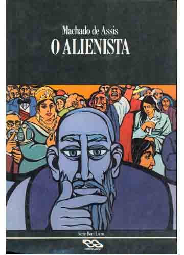"""Palimpsestos - Grupo de Leituras: """"O alienista"""", de"""