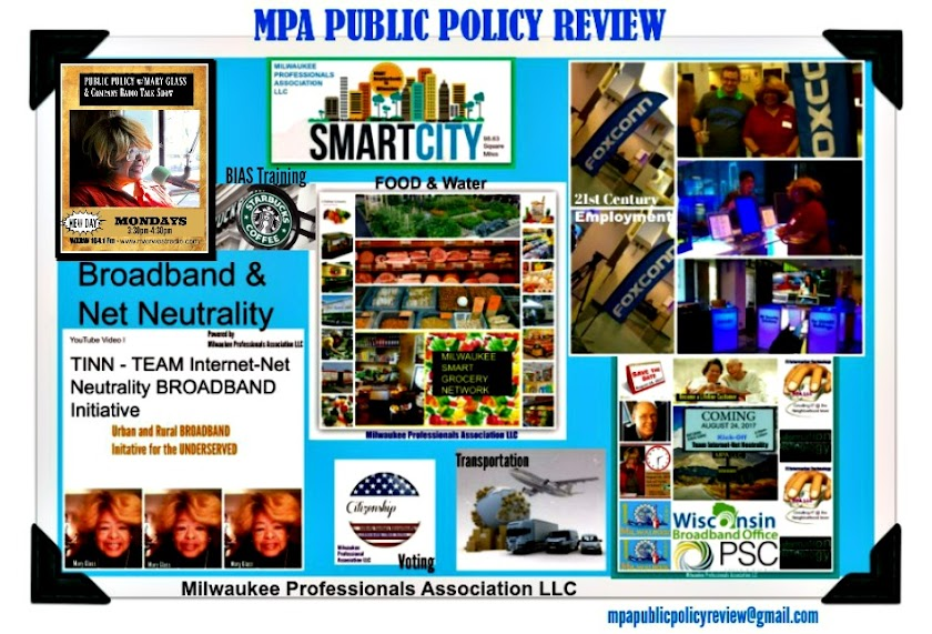 MPA PUBLIC POLICY REVIEW
