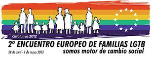SEGUNDO ENCUENTRO EUROPEO DE FAMILIAS L.G.T.B.
