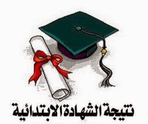 نتيجة الصف السادس الابتدائي ( الشهادة الابتدائية 2014 ) محافظة كفر الشيخ