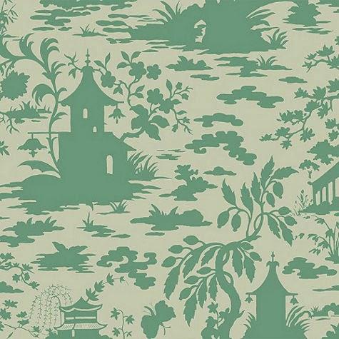 Ballard Designs Wallpaper view from my heels: ballard designs chinoiserie wallpaper