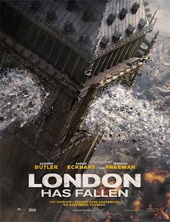 Londres bajo fuego / objetivo londres (2016) Online