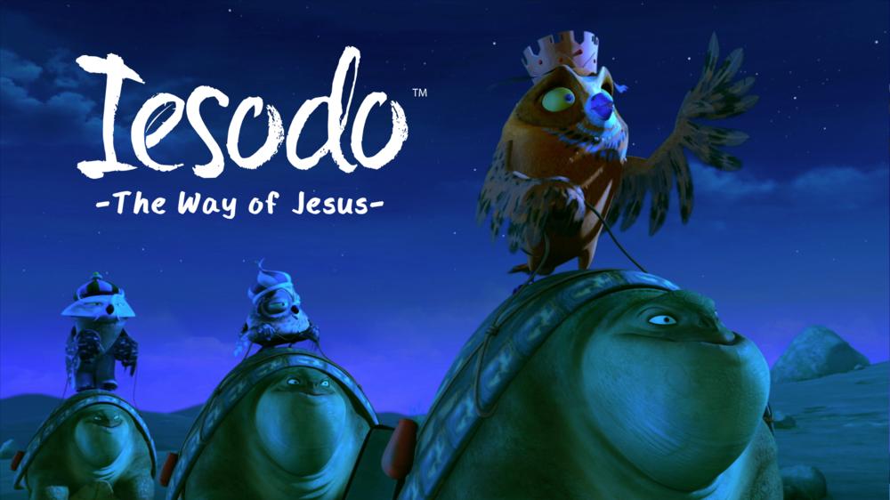 Iesodo Yay So Do Joy Christian Animated DVD Review
