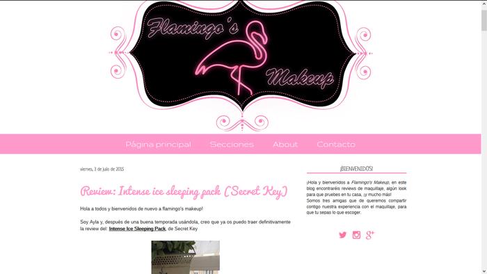 http://flamingomakeup.blogspot.com.es/