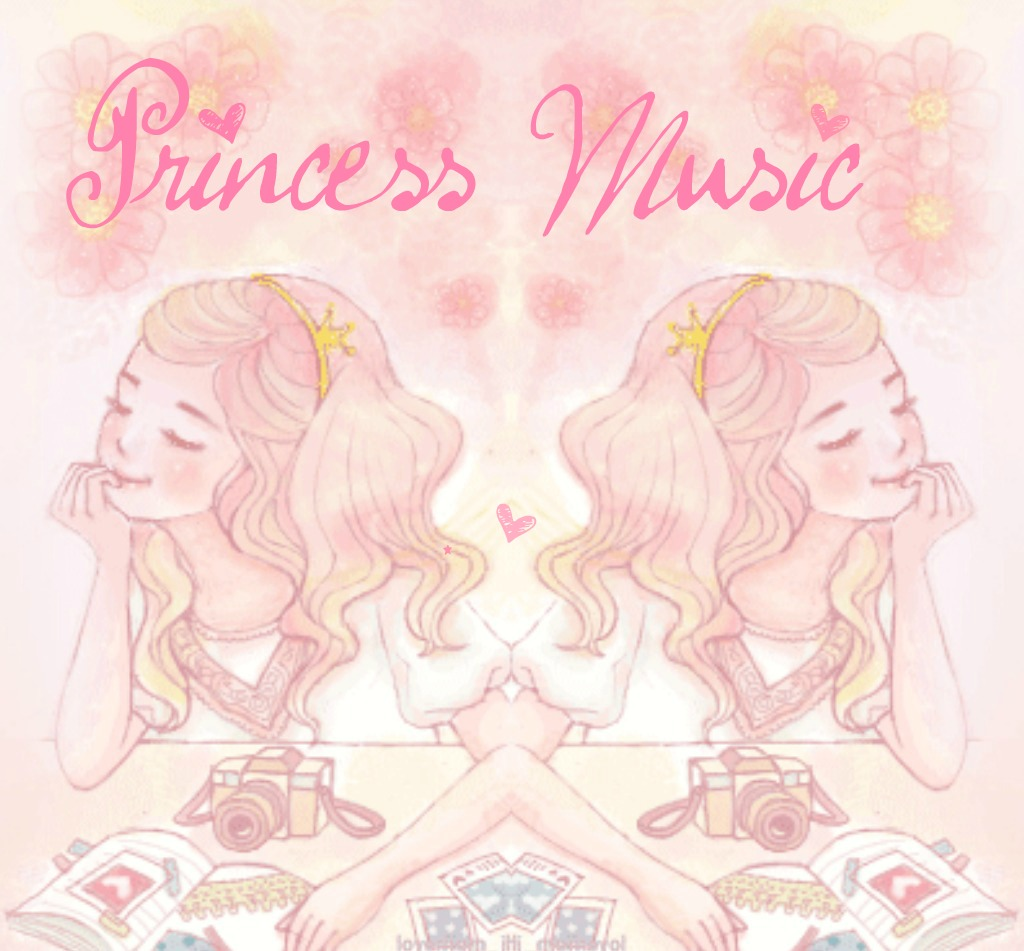 princesas musicales