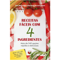 Receitas Fáceis com 4 Ingredientes