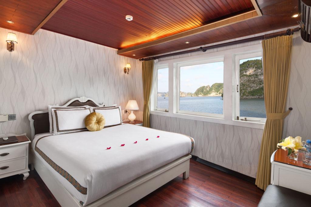 Deluxe Ocean View Double Cabin