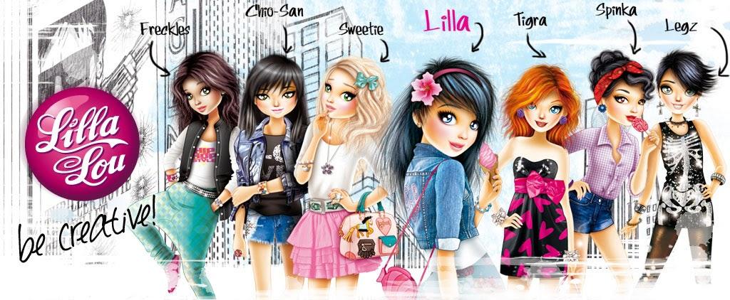 Lilla Lou Bloguje