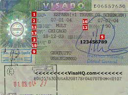 Dịch vụ làm visa Tây Ban Nha