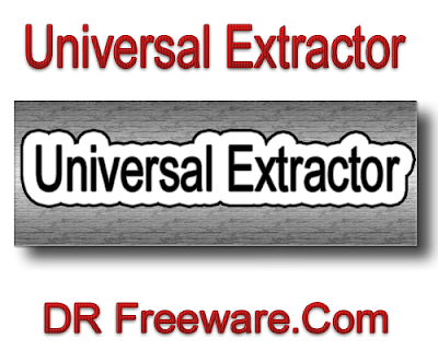 Universal Extractor 1.7.9.95 Free Download
