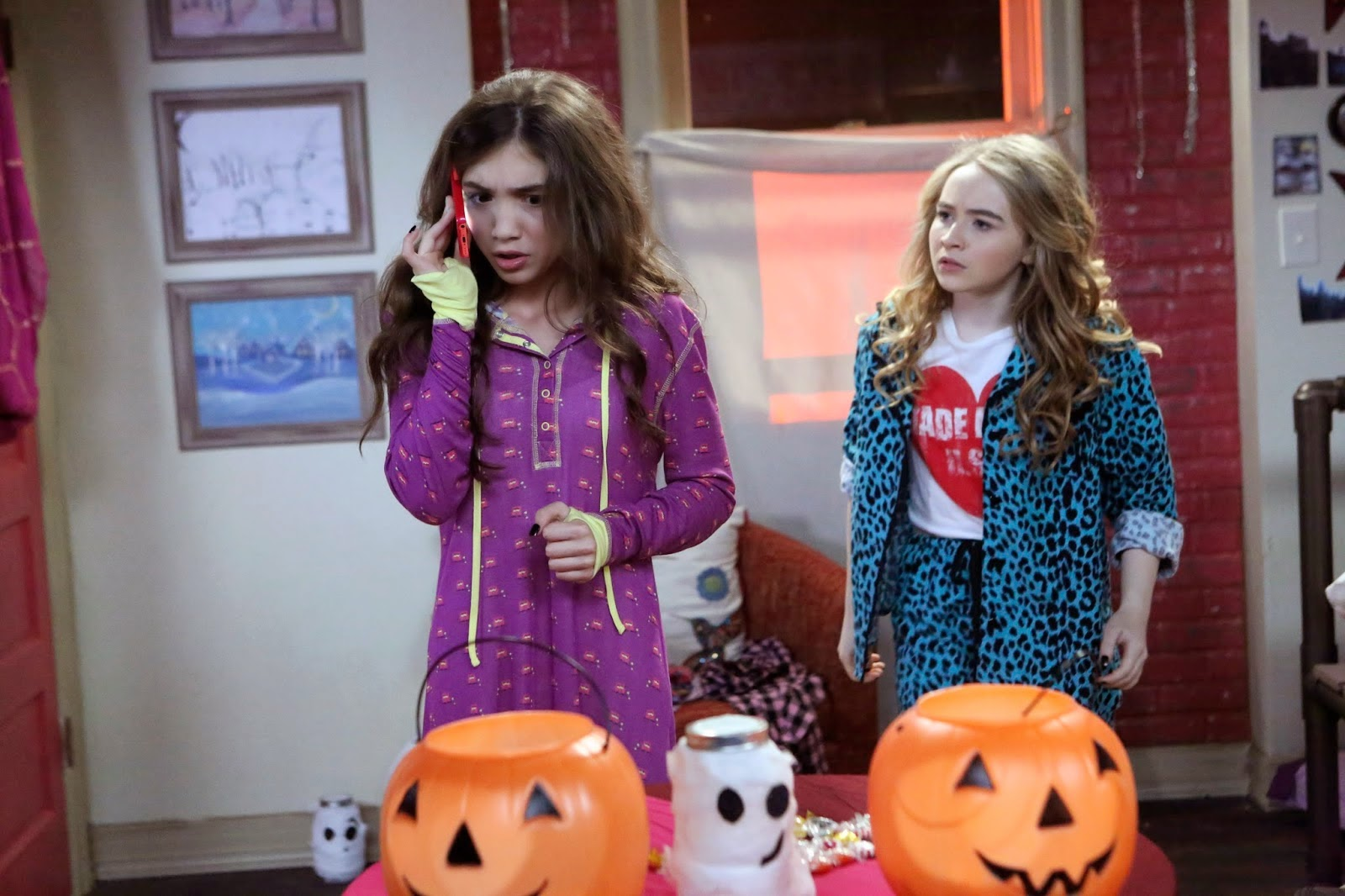 """Girl Meets World - Episode 1.11 - Review: """"Happy Halloctober"""""""
