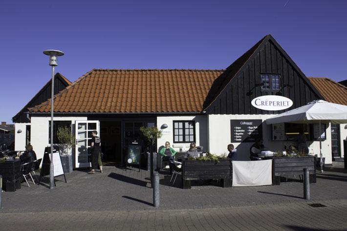 Amalie loves Denmark Henne Strand Creperiet