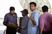 Oohalu Gusa Gusalade movie Working stills-thumbnail-15