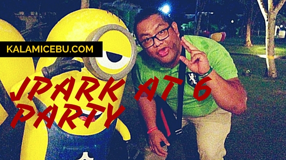 Jpark at 6, Jpark Island Waterpark, Kalaminions, Party, Peking Duck, Lechon, Roast Beef