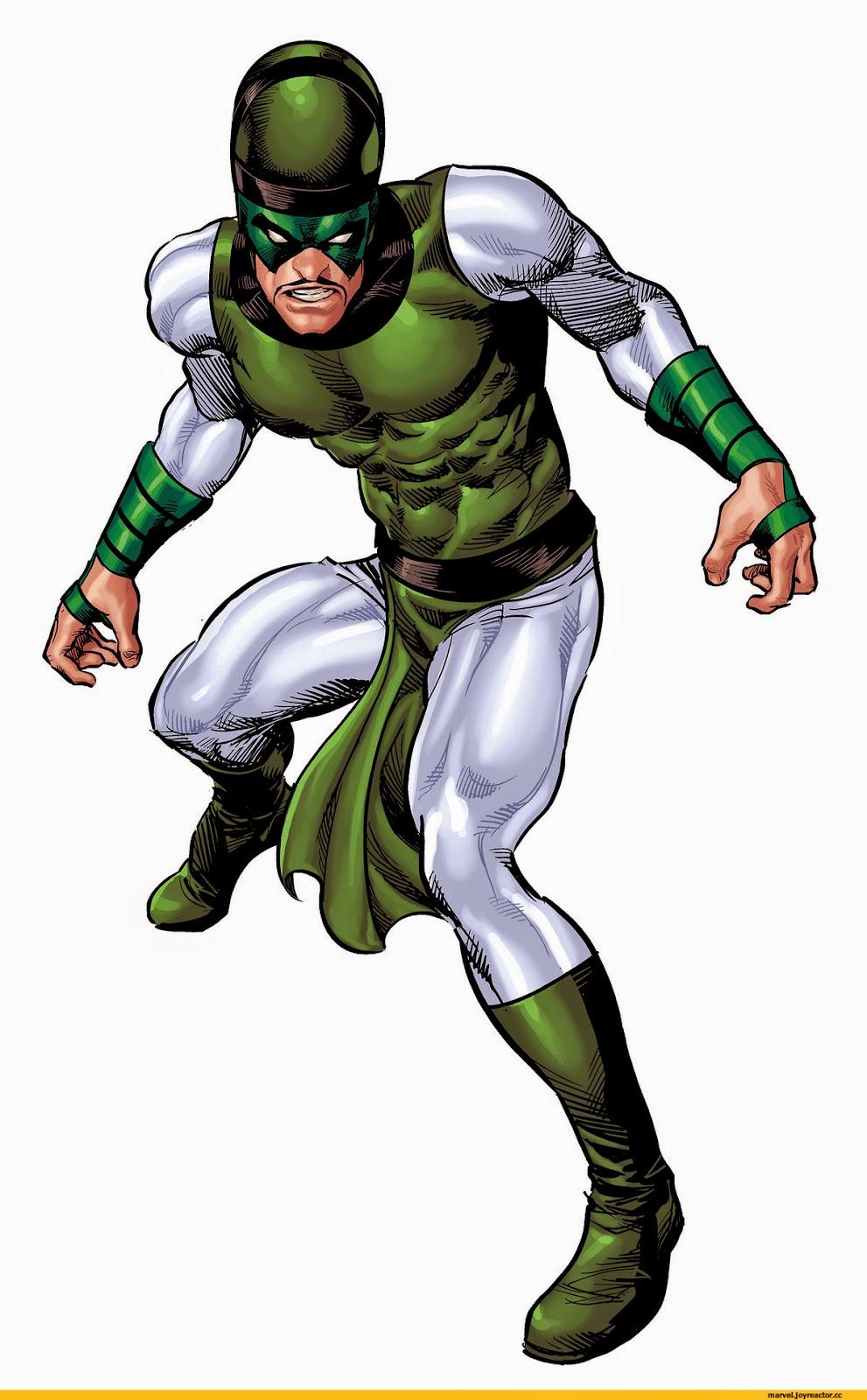 Karnak (New Hero)