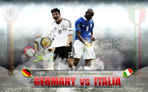 Keputusan Germany Vs Italy Euro 2012 | Italy Mara Ke Final Euro 2012