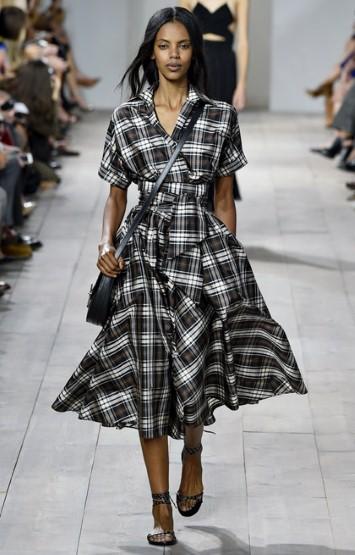 Eniwhere Fashion - Michael Kors Spring Summer 2015