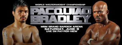 How to Watch Manny Pacquiao versus Timothy Bradley Live
