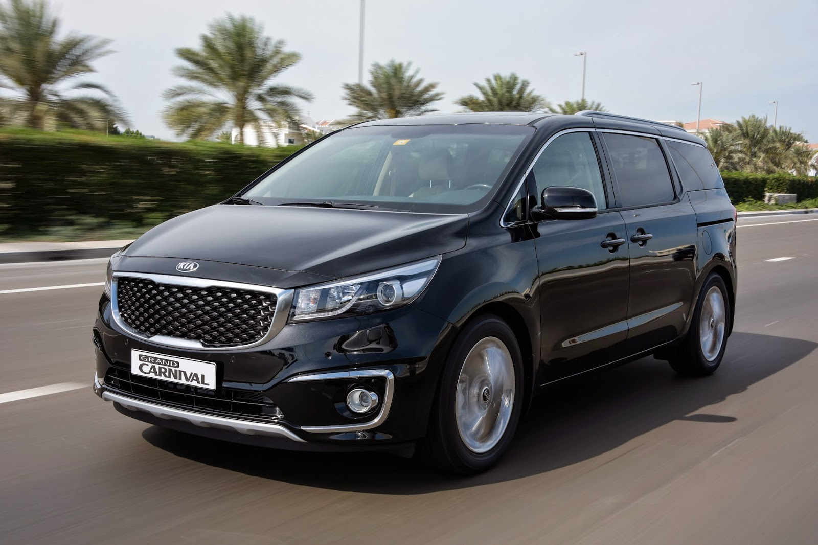 A New Standard In Mpv Comfort And Refinement With Kia Grand Carnival