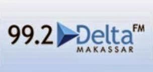 TV - Radio Live Streaming Online - Delta FM 99.2 Makassar Radio Live