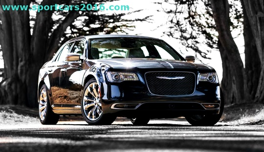 2017 Chrysler 300 Black