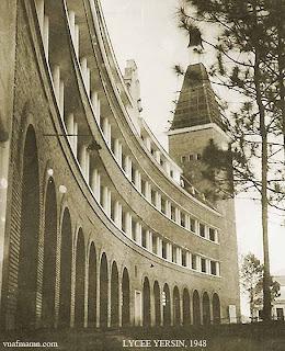 Universidad de Dalat año 1948