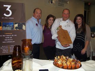 Best Presentation – 3 Restaurant of Franklin